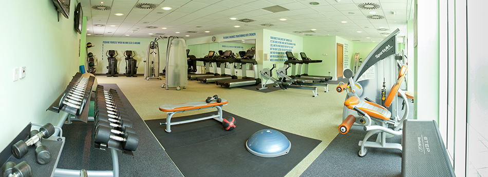 Gym Equipment - Pool - Private Health Club